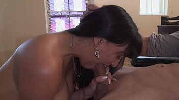 Hot Latina Office BJ