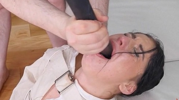 Ass Eating Slave Fallon West Face Fucked