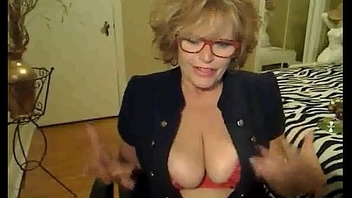 60 Year Old Milf Smokes and Mastrubates On Cam &bull_ more greater than bitchescams.com