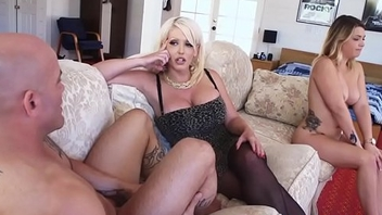 Bigtitted stepmilf demands pussyfucking