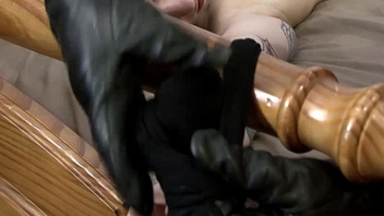 Glum Fetish Bondage Couple