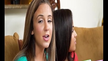 StepDad Family Role-Play With Appealing StepDaughter