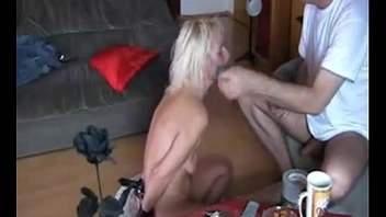 HG - Well trained skinny blonde making love slave - devilcams69.com