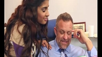 Daddy Role-Playing In Incredible Step-Daughter