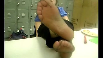 My coworkers Nylon soles