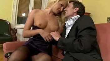 Superb Matured Lady (ivana sugar) In Quibbling Dealings Story clip-09