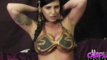 Cosplay Xena the Take charge Princess