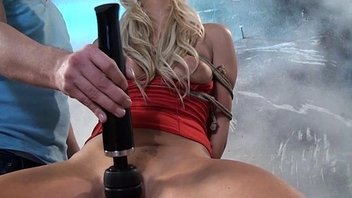 Carla Cox bound together with magicwand play