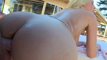 Thick Cock with regard to Annika Albrite'_s Asshole