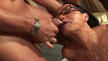 Over 40 in gangbang...