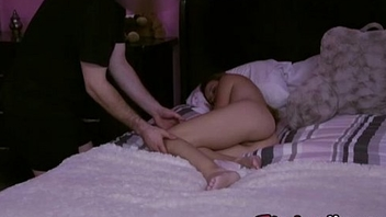 Alluring Step-Sister Family Role-Play With StepBro